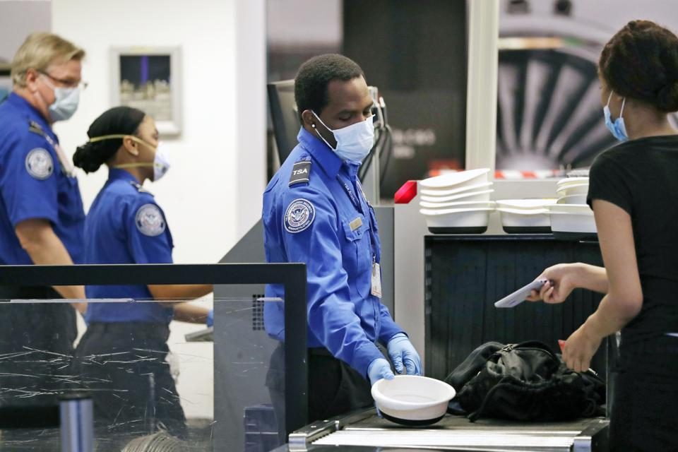 New TSA Rules: Scan Your Own Boarding Pass, Pack Carry-On Food ...
