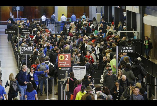 American Airlines Steps In To Help As TSA Improves Its Airport Performance