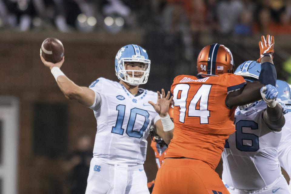 NFL Mock Draft 2017: Projecting Landing Spots For Top QB Prospects