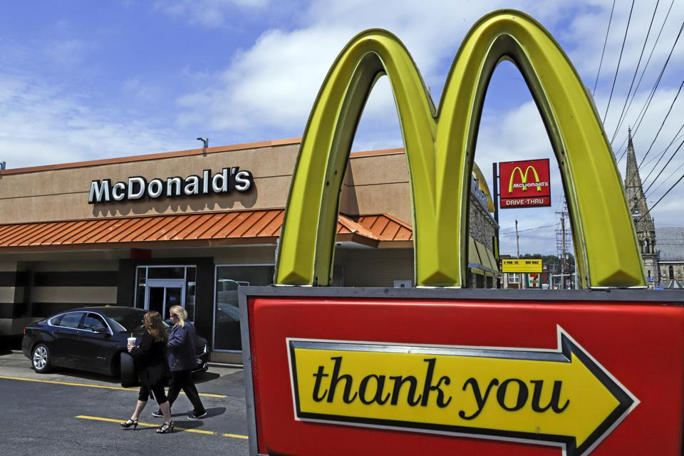 McDonald's is joining a growing restaurant chains in testing plant-based meats.
