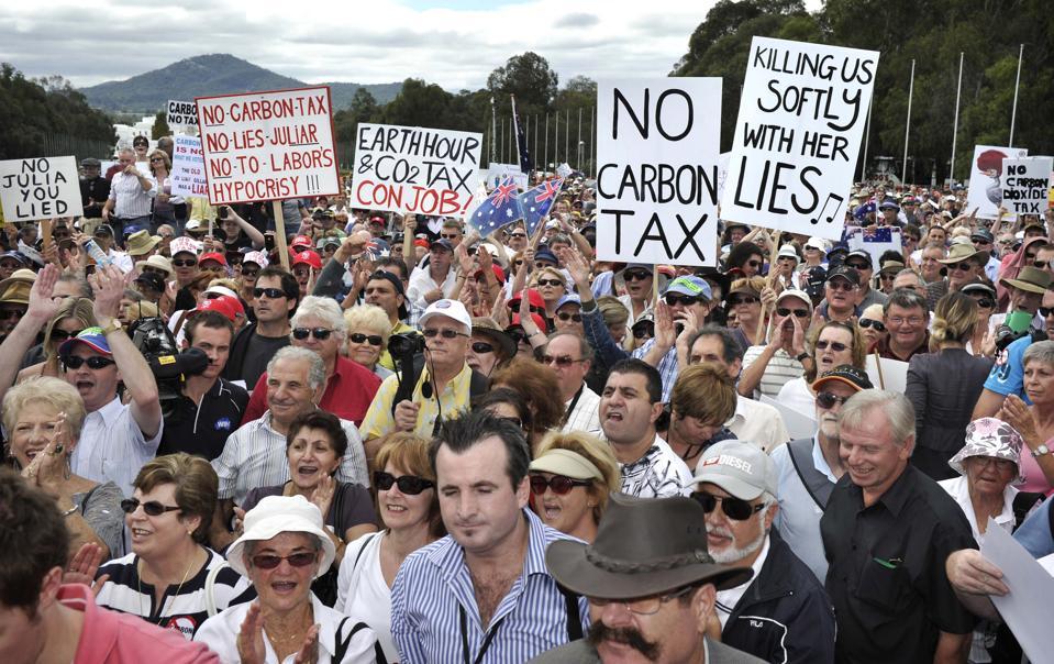 Australian Carbon Tax