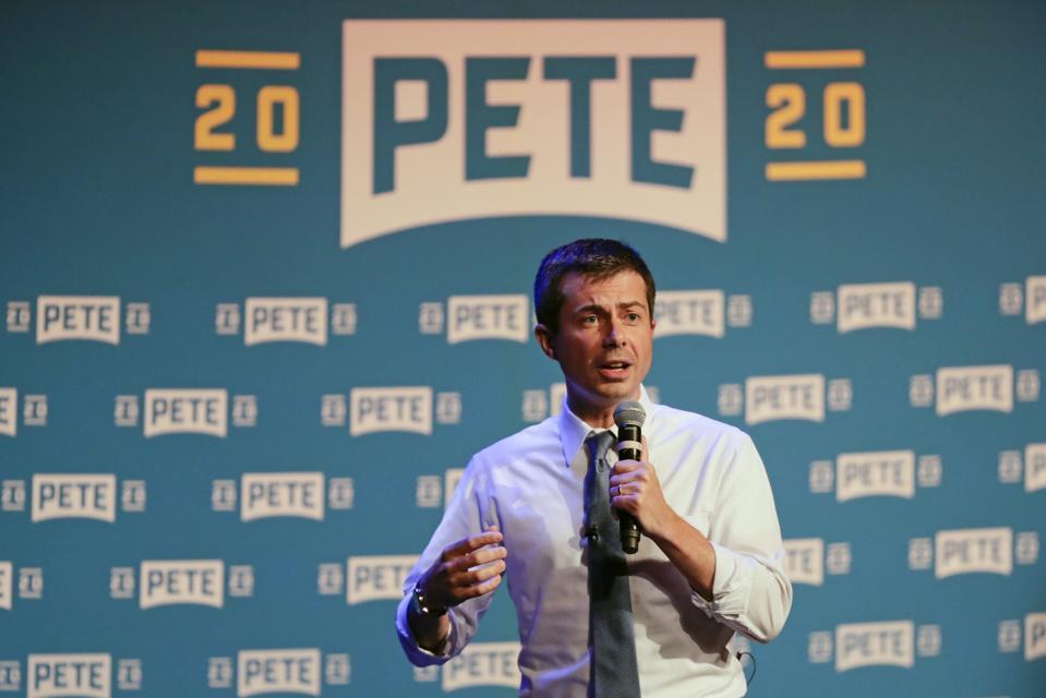 Election 2020 Buttigieg