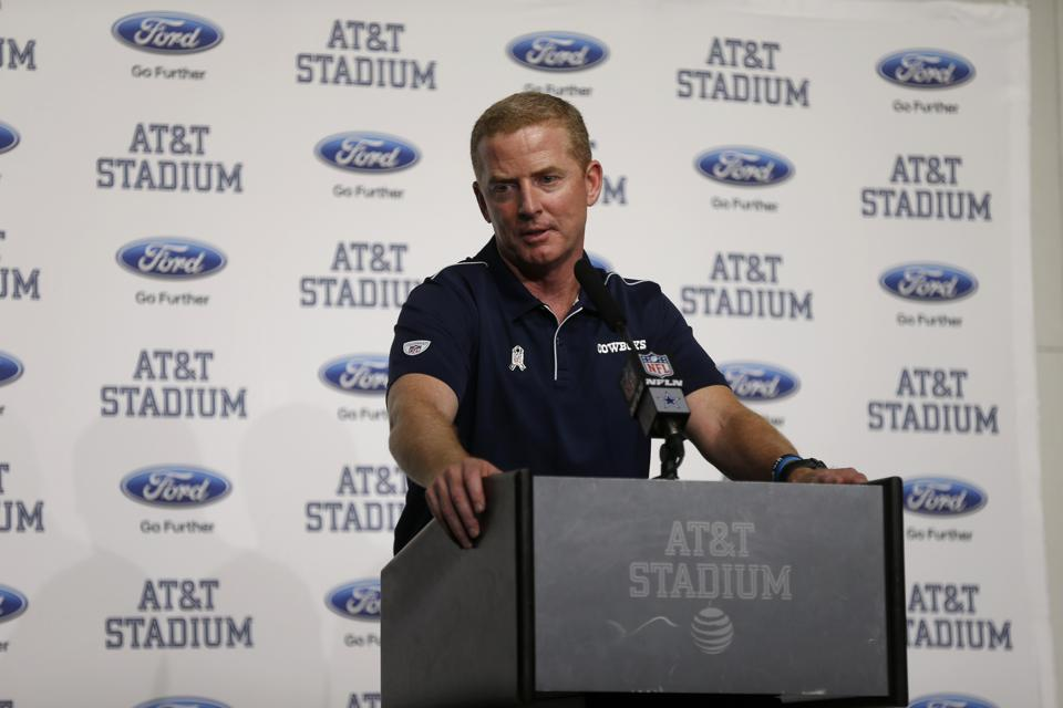 Jason Garrett's Stubbornness Likely To End His Cowboys Career