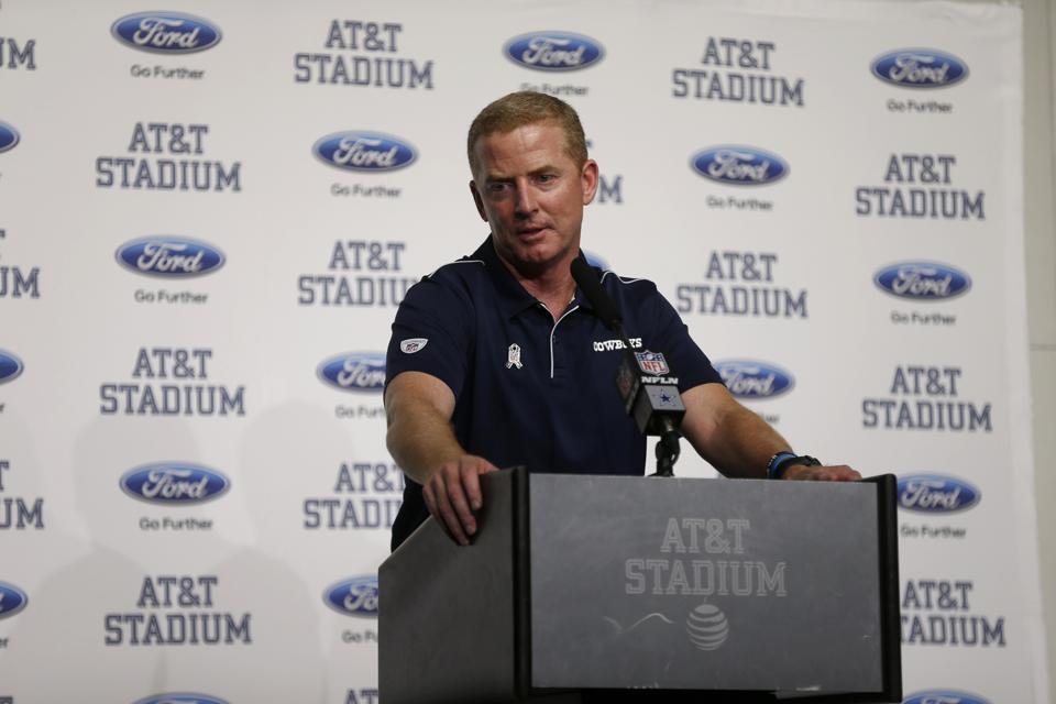 Jason Garrett S Stubbornness Likely To End His Cowboys Career