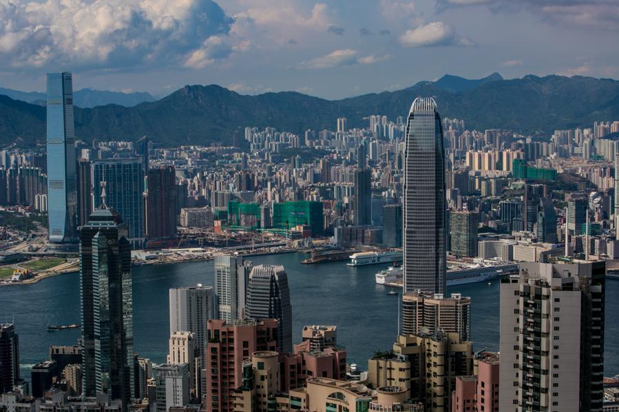 No. 6: Hong Kong