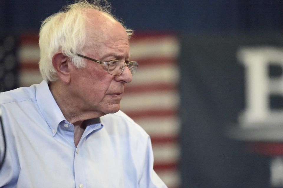 Election 2020 Sanders