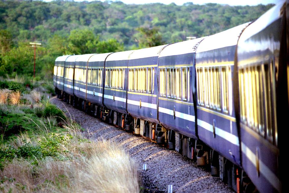 SOUTH AFRICA BLUE TRAIN