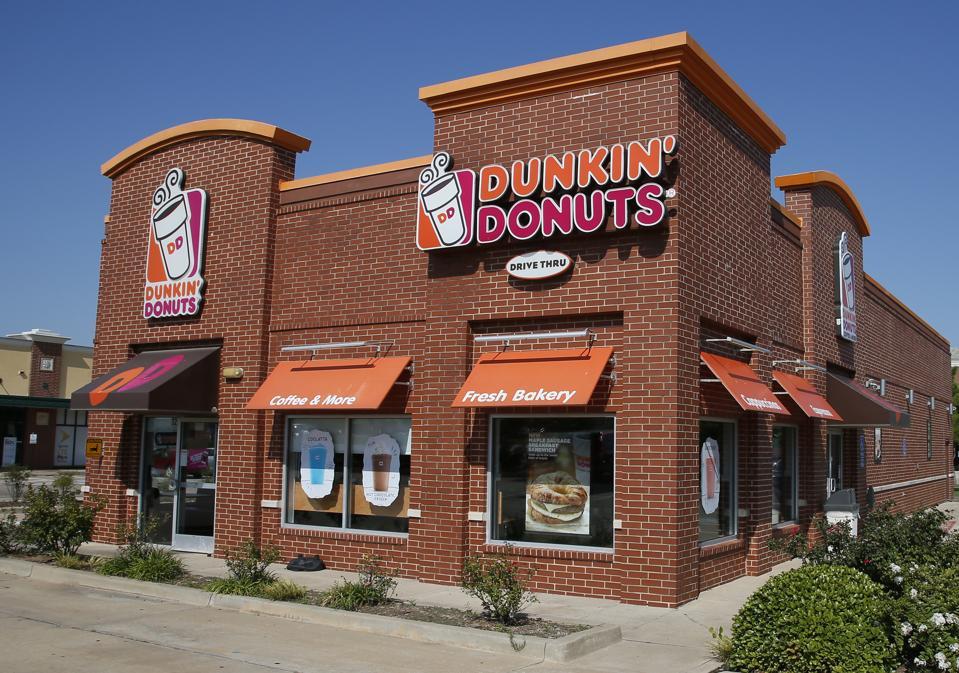 Tiny Dunkin Donuts Beats Mighty Starbucks