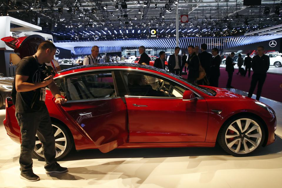 Musks Tweets Aside The Tesla Model Remains As Elusive As - Car show management software
