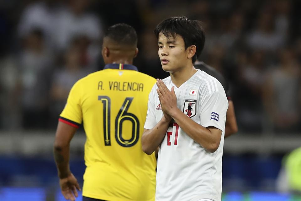 Kubo Delivers Knockout Blow To Barcelona