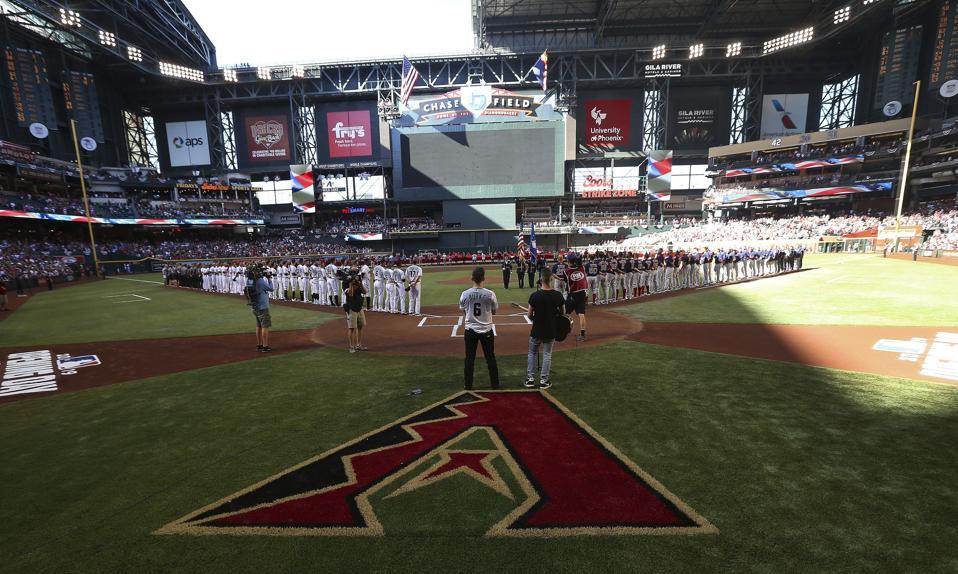 Arizona Diamondbacks Havent Sought Mlbs Permission To Relocate