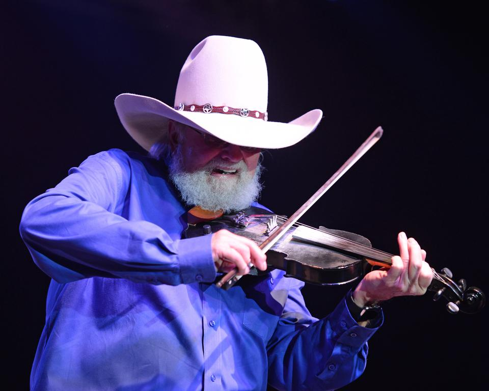 Charlie Daniels - Fort Lauderdale, Florida - March 11, 2016