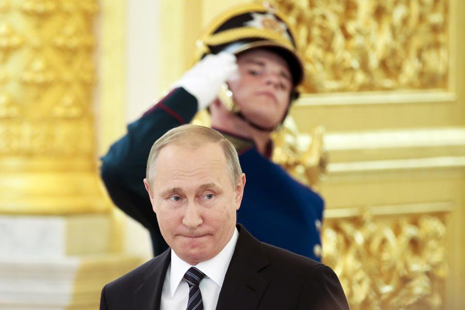 Putin In The Poor House?