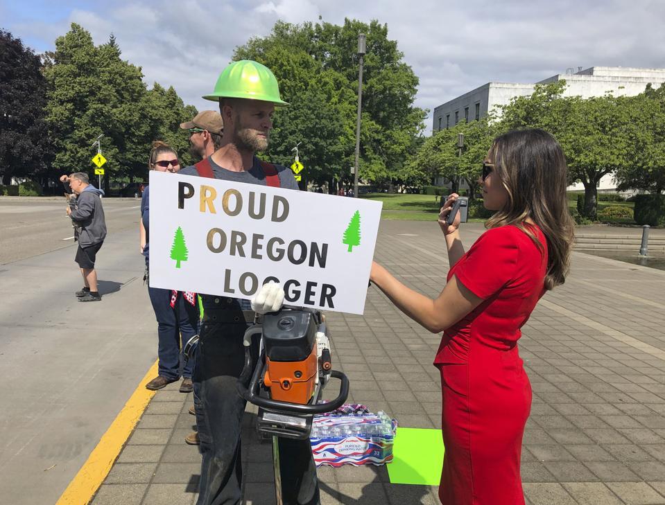 Oregon Western Flashpoint