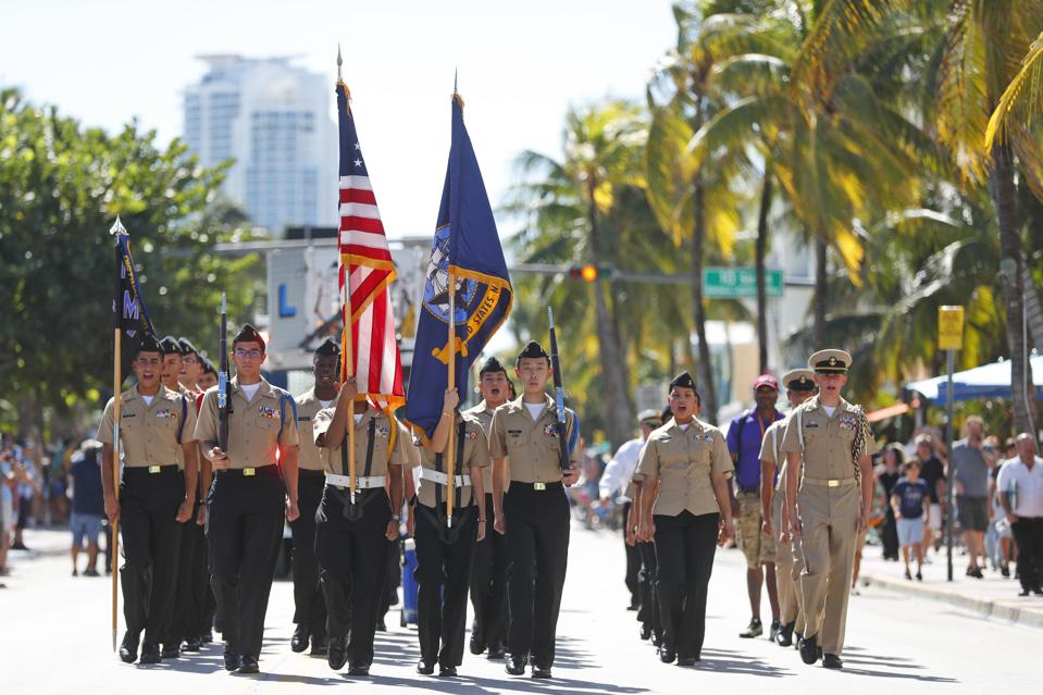 Veterans Day Miami Beach
