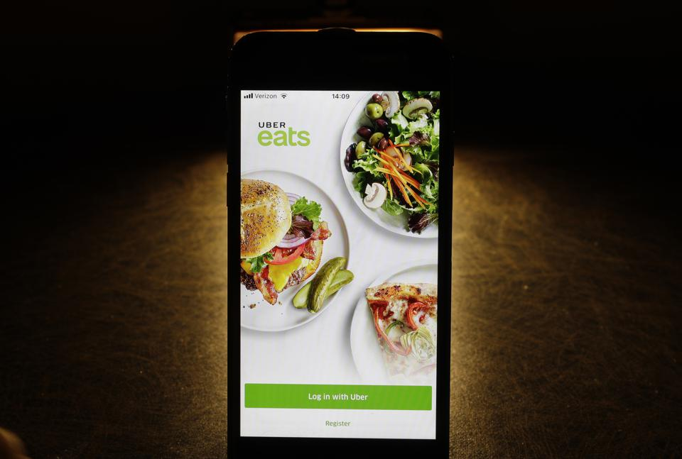Meal Delivery Apps Can Charge Markups As High As 91%