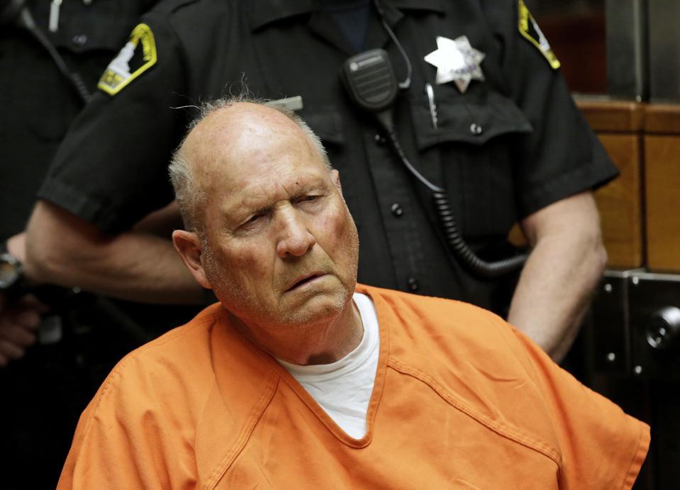 Joseph DeAngelo, the Golden State Killer.