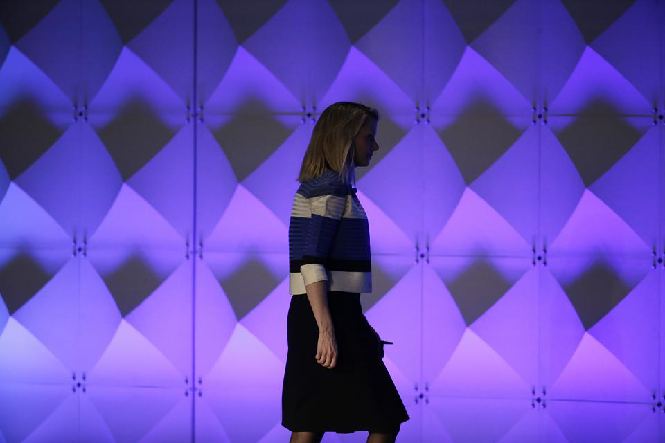 The Seven Lessons Of Marissa Mayer's Loss Of Command At Yahoo