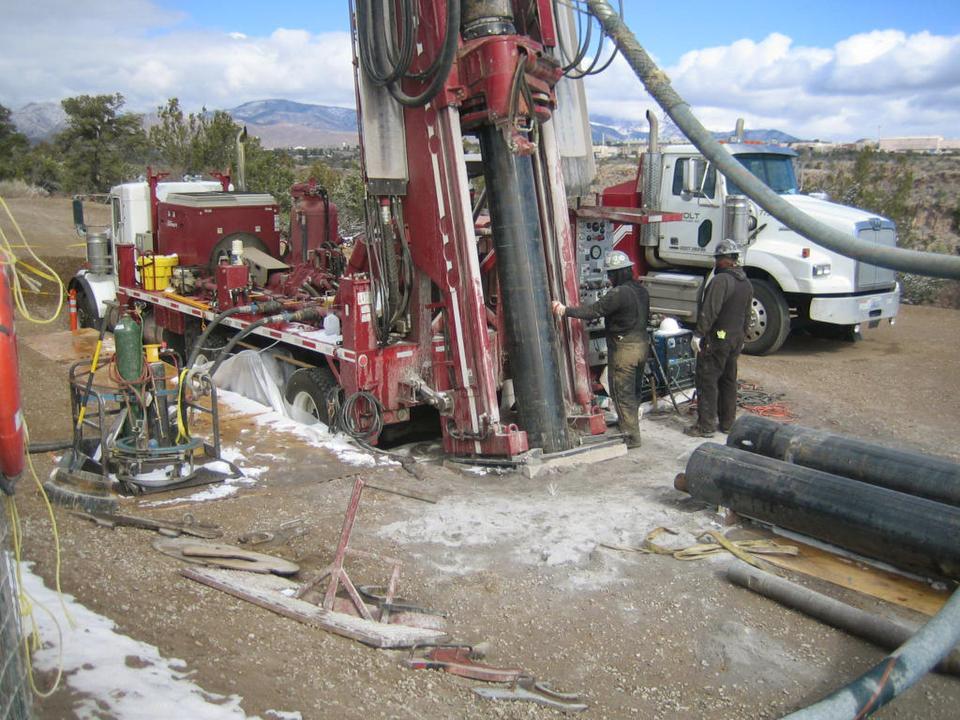 Los Alamos Lab Contamination