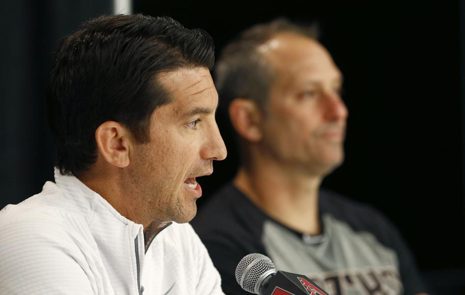Mike Hazen Taken Out Of Running For Returning To Boston As Head Of Red Sox's Baseball Operations