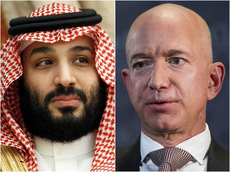Saudi Bezos Hacking Mystery