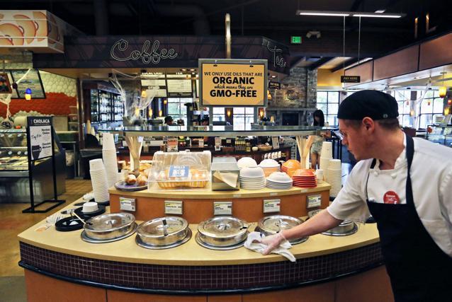 Whole Foods Boulder Soups