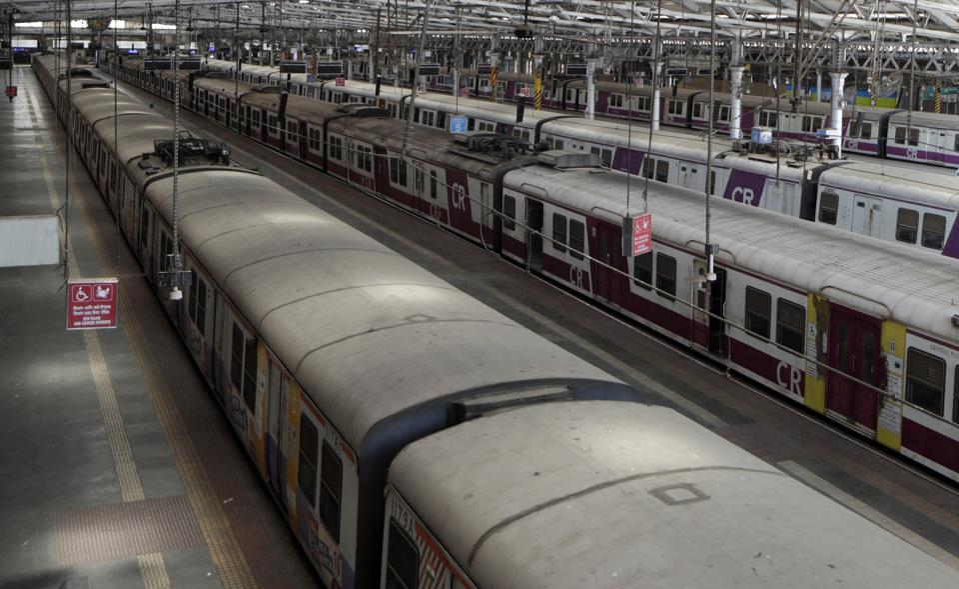 Virus Outbreak India Railways Photo Gallery