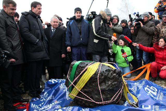 NASA Surprised By Chelyabinsk Russian Meteor Fragments