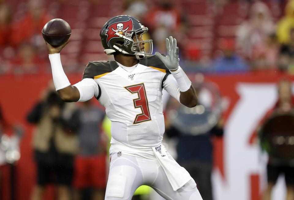 finest selection ceed4 4f128 How Oddsmakers See The Tampa Bay Buccaneers: The Story Of ...