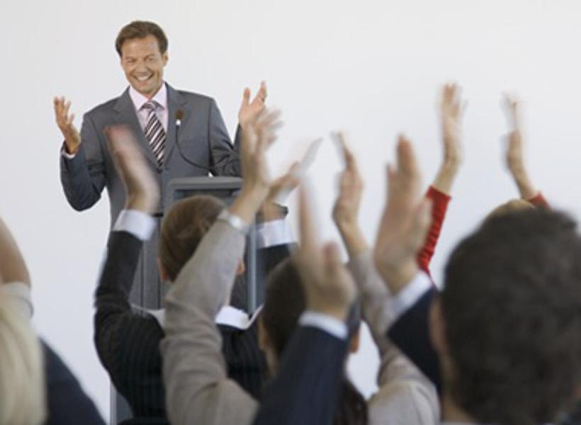 Trust me four steps to authenticity and charisma
