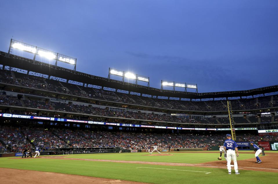Rangers Saying Goodbye To Beautiful Ballpark After Only 26 Years