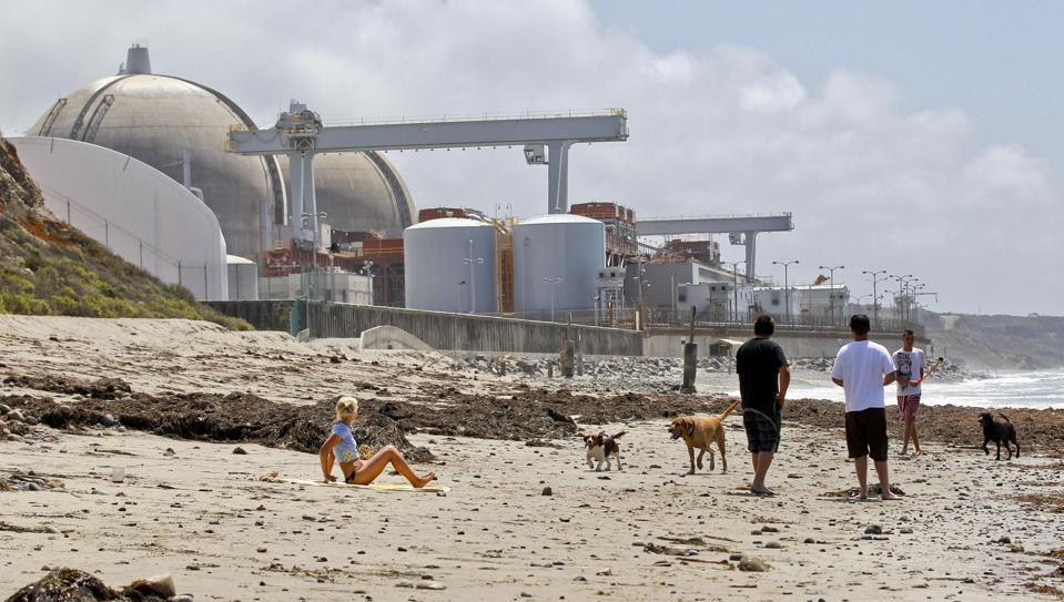 The San Onofre Nuclear Generating Station Ceased Operations In 2013 But The Battle Over Dismantling It Still Rages