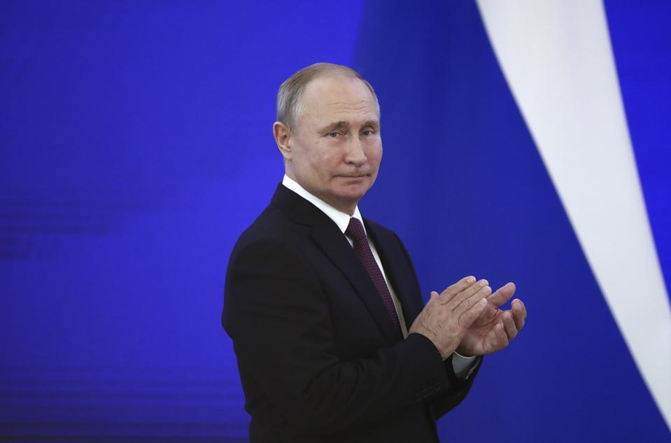 Russia Putin Unity Day