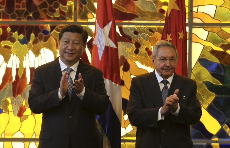 Cuba China