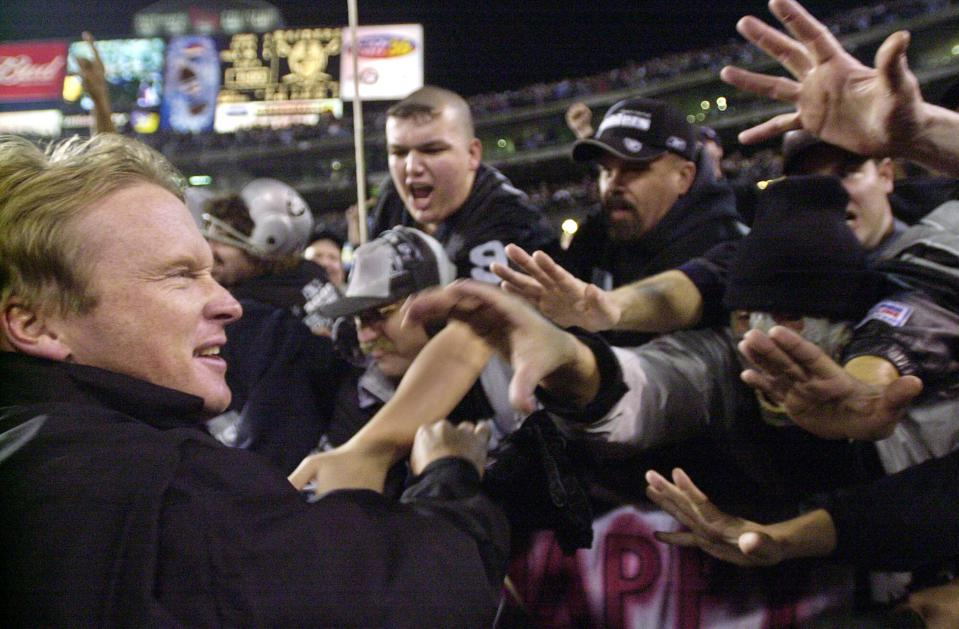 It's A Strange Goodbye to Raiders' Games At Oakland Coliseum