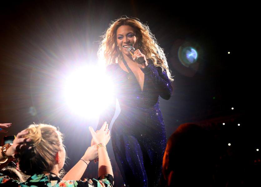 No. 9: Beyoncé ($53 million, tie)