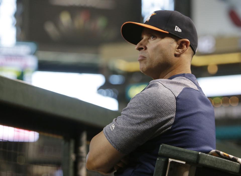 Astros' Joe Espada Lands Second Interview For Cubs Opening