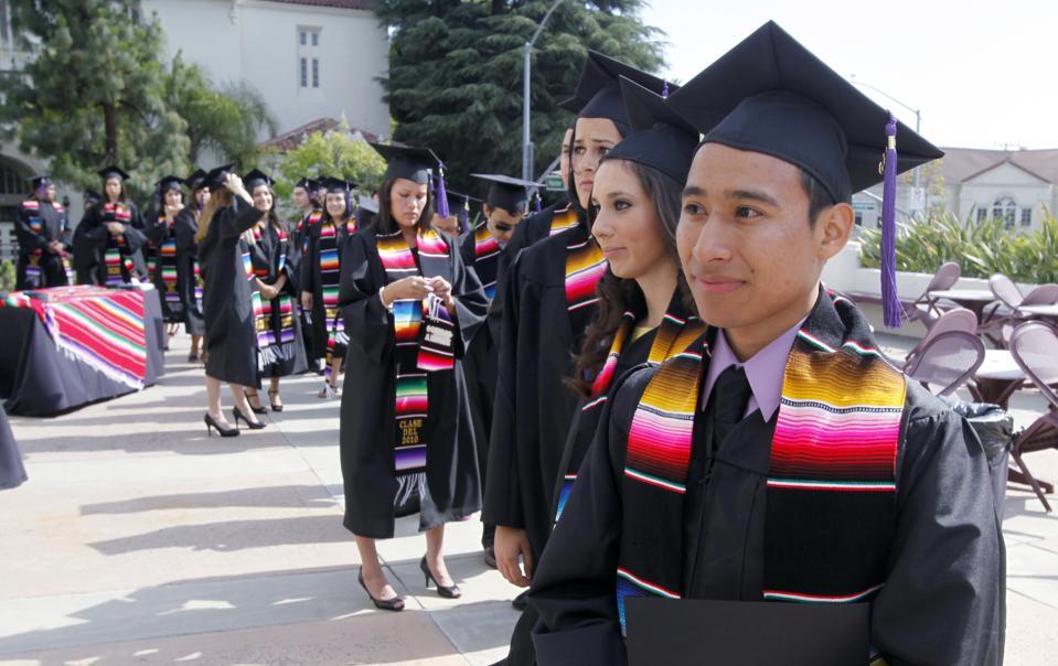 Hispanic Grad Rates