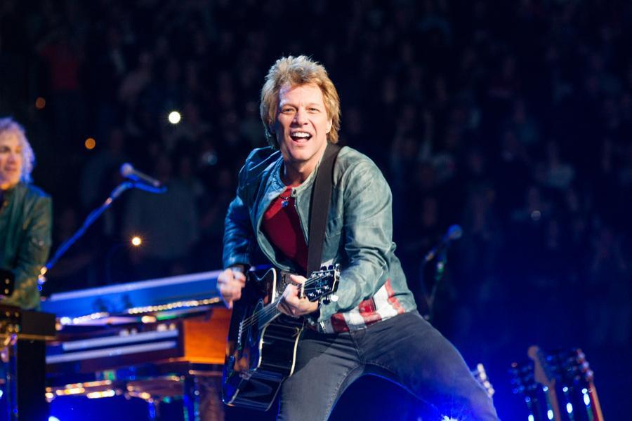 No. 3: Bon Jovi ($79 million)