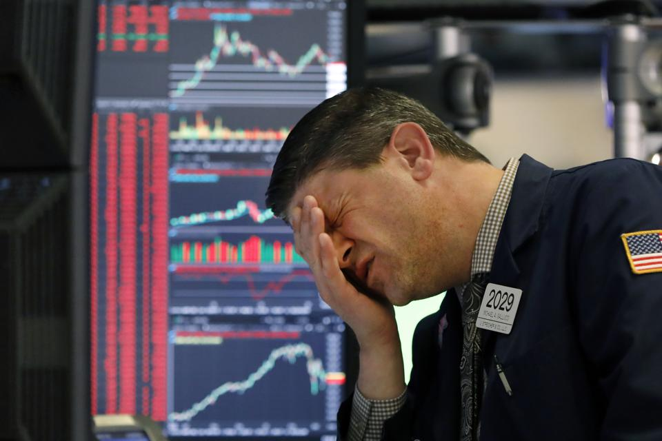 Trading Halted For Second Time This Week As Stock Market Sell-Off Intensifies