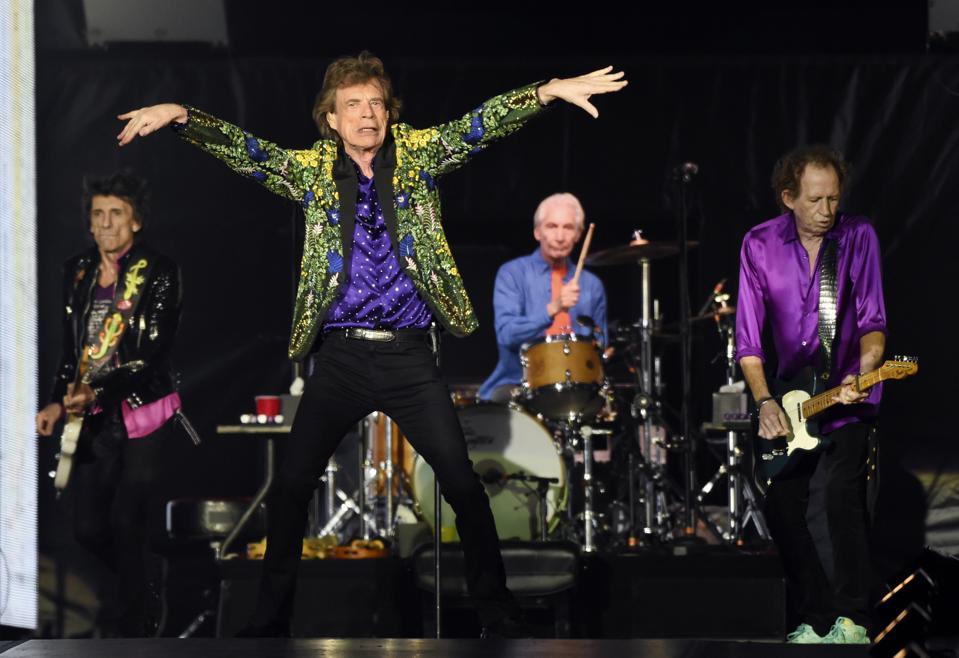 The Rolling Stones - Pasadena, CA