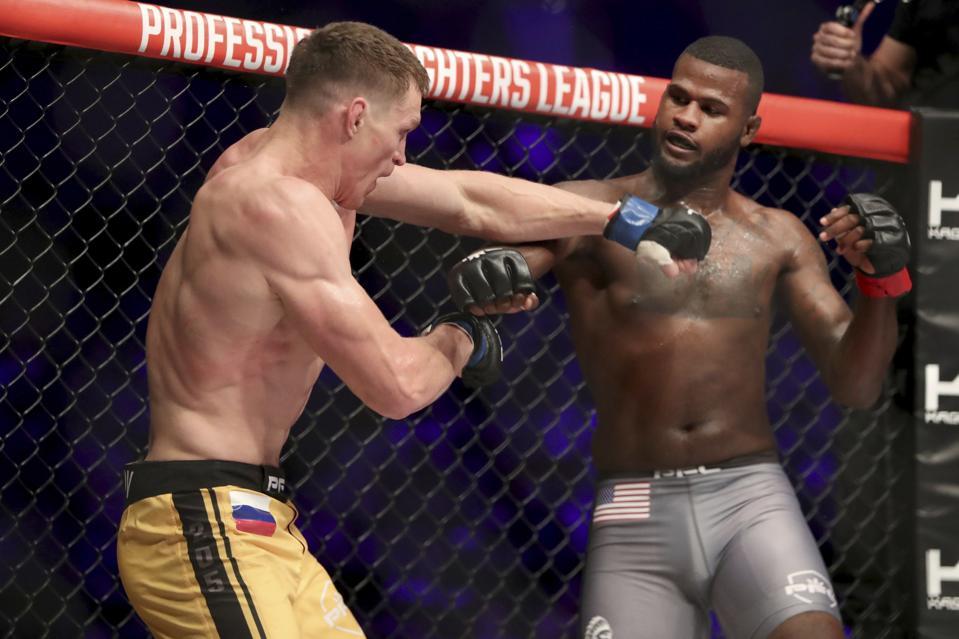 PFL 3 MMA