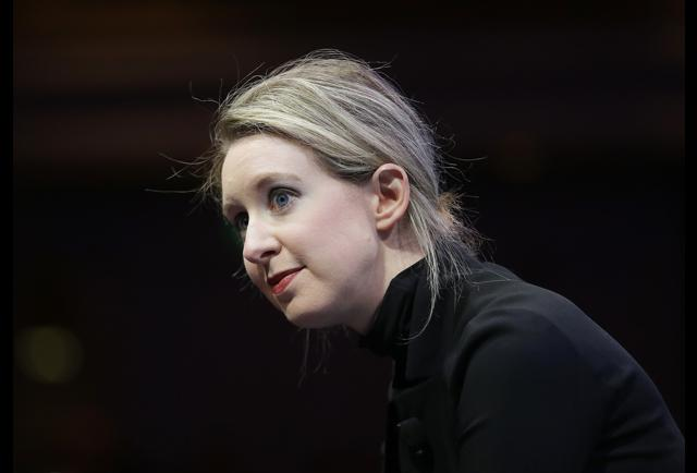 Even Before The Elizabeth Holmes Film Hit HBO, Theranos Cast A Long Shadow On Healthcare Startups