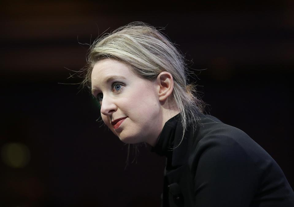 Theranos Fraud
