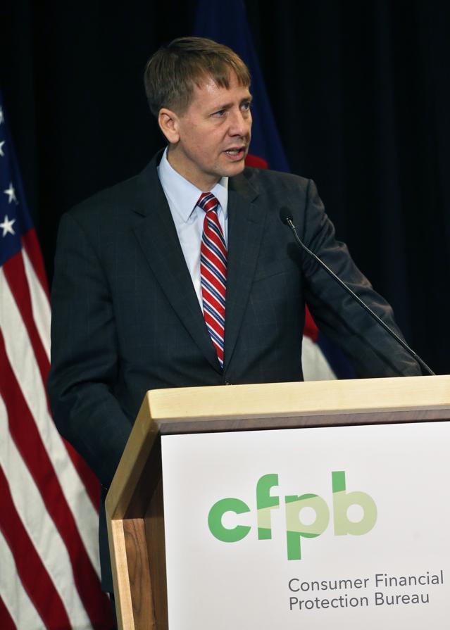 The CFPB Declares War On Arbitration