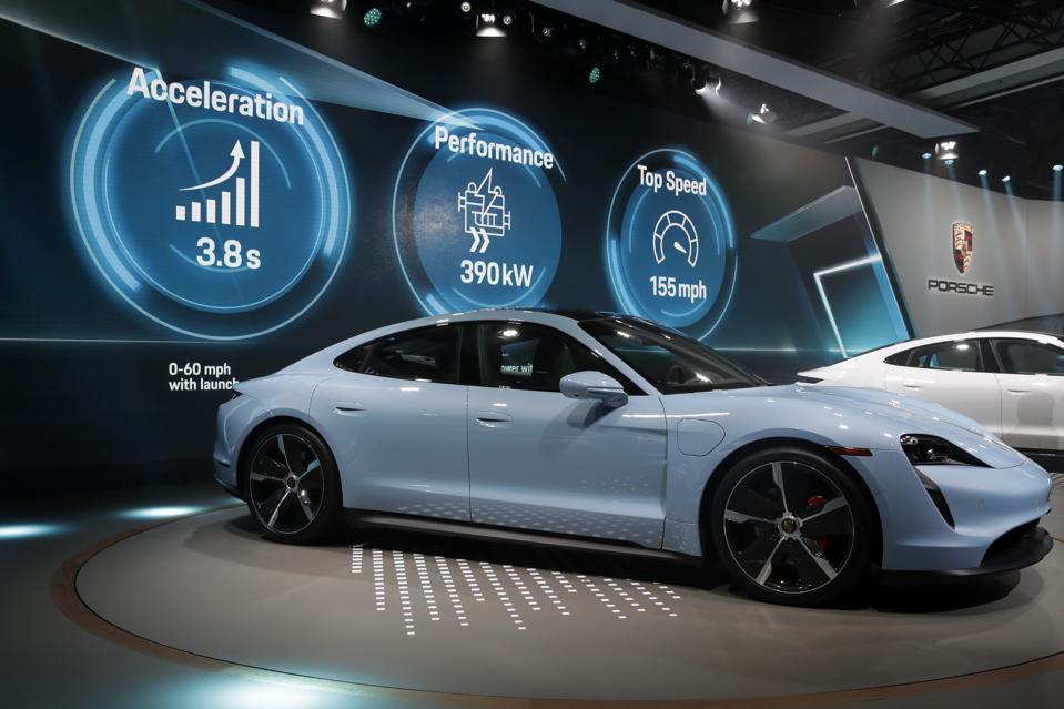 Auto Show Porsche