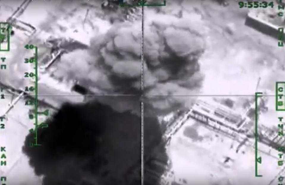 The Oil War Against ISIS: Why Bombs Won't Cut Off The Flow thumbnail