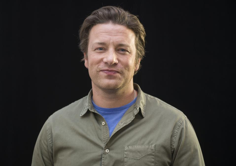 Once A Wunderkind, British Celebrity Chef Jamie Oliver ...