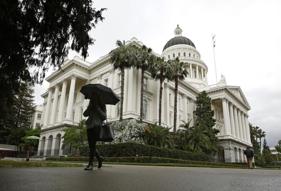 California Legislature Deadline Week