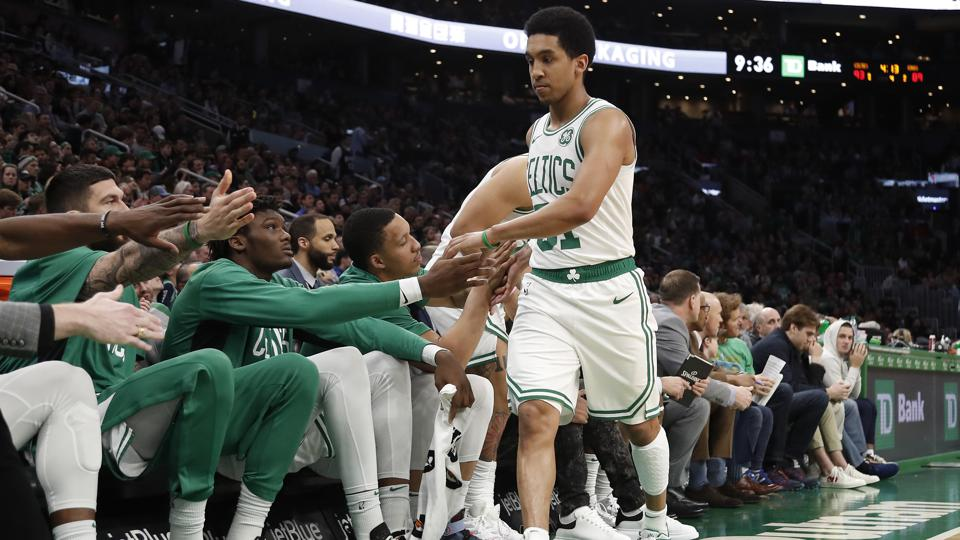 Celtics' Tremont Waters Is Still Dominating The G League